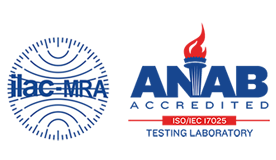ANAB Accredited ISO/IEC 17025:2005