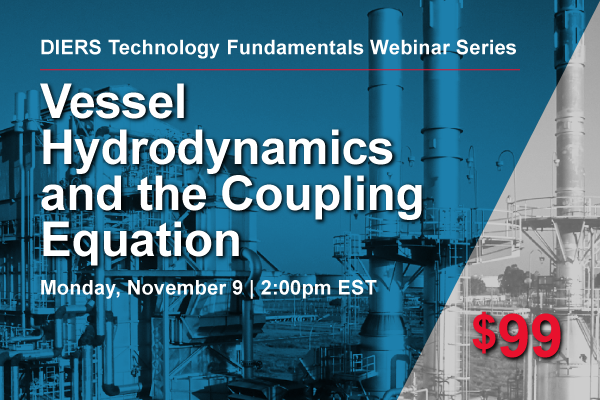 Vessel Hydrodynamics and the Coupling Equation Webinar