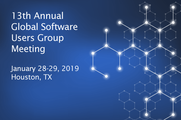2019 User Group Meeting Banner