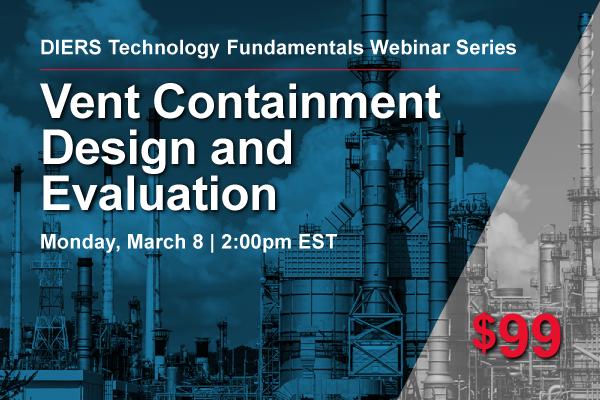 Vent Containment Design and Evaluation Webinar