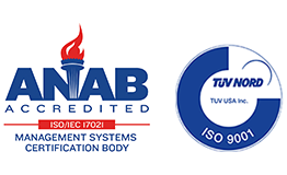 ANAB Accredited Logos