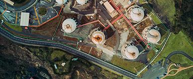 Facility Siting Addressing Hazardous Dispersions