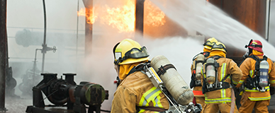 Risk-Based Approach – Domino Effect and Escalation Triggered by Fires