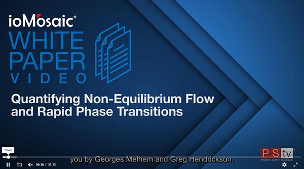 Quantify Non-Equilibrium Flow