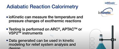 IntrotoAdiabaticReactionCalorimetry